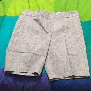 Walmart | Grey pull on shorts